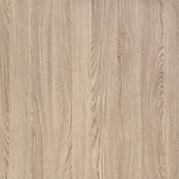 Exmoor Flush Oak veneer Internal Door, (H)1980mm (W)762mm