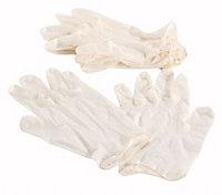 B&Q Latex Disposable gloves