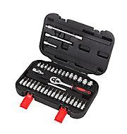 38 piece Standard Socket set