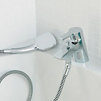 Ideal Standard Active Chrome finish Bath shower mixer tap