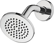 Ideal Standard Ideal rain Single-spray pattern Chrome effect Shower head