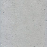 38mm Astral dove Grey Stone effect Laminate Square edge Kitchen Breakfast bar Worktop, (L)3000mm