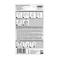 3M Command White Plastic Cord bundler, Pack of 2