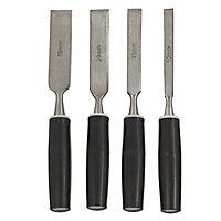 4 piece Wood chisel set