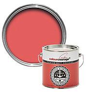 colourcourage Salt red Matt Emulsion paint 2.5L