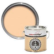 colourcourage Peanut sunrise Matt Emulsion paint, 2.5L