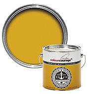 colourcourage Oro antico Matt Emulsion paint, 2.5L