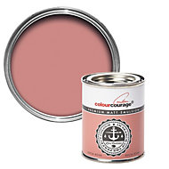 colourcourage Sucia rosa Matt Emulsion paint 0.13L Tester pot