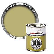 colourcourage Mango green Matt Emulsion paint 0.13L Tester pot
