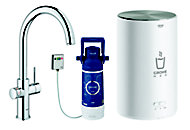 Grohe Red Duo Chrome effect Water boiler tap