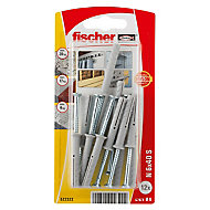 Fischer Hammer fixing (L)40mm (Dia)6mm, Pack of 12