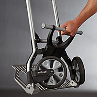 Wolfcraft Foldable Hand truck, 100kg capacity