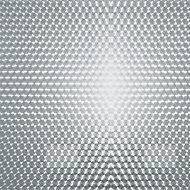 D-C-Fix Circles Metallic effect Self-adhesive film (L)2m (W)450mm