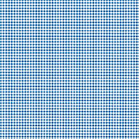 D-C-Fix Gingham check Blue Self-adhesive film (L)2m (W)450mm