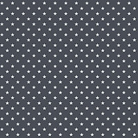 D-C-Fix Stars Metallic effect Dark grey Self adhesive film (L)2m (W)450mm