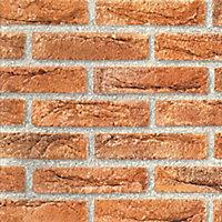 D-C-Fix Brick Brick red Self adhesive film (L)2m (W)450mm