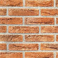D-C-Fix Brick Brick red Self-adhesive film (L)2m (W)450mm