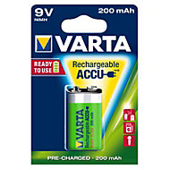 Varta Rechargeable 9V Battery