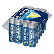 Varta Longlife Power AA Alkaline Battery, Pack of 24