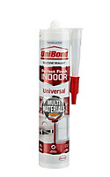 UniBond Ready to use Perfect finish indoor universal Translucent Sealant