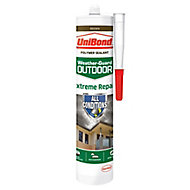 UniBond Extreme Repair Brown Outdoor Sealant 300 ml