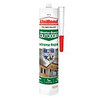 UniBond Extreme Repair White Outdoor Sealant 300 ml