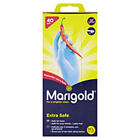 Marigold Nitrile Disposable gloves, Medium