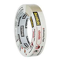 Scotch Beige Masking Tape (L)50m (W)24mm