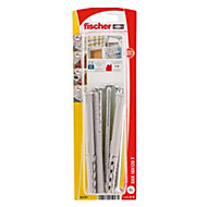 Fischer Frame fixing (Dia)10mm (L)115mm, Pack of 4