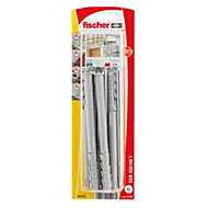 Fischer Frame fixing (Dia)10mm (L)135mm, Pack of 4