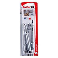 Fischer Through bolt (L)120mm (Dia)12mm, Pack of 4
