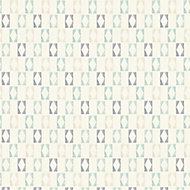 A.S. Creation Bjorn Blue, grey & white Geometric Embossed Wallpaper