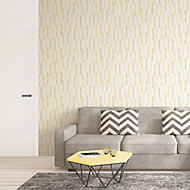 A.S. Creation Bjorn Multicolour Embossed Wallpaper