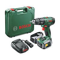 Bosch Cordless 18V 1.5Ah Li-ion Brushed Combi drill PSB 1800 LI 2