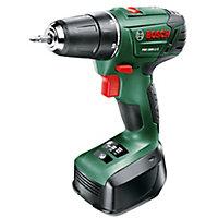 Bosch Cordless 18V 1.5Ah Li-ion Brushed Drill driver 1 battery PSR 1800 LI-2