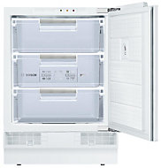 Bosch GUD15A50GB White Integrated Freezer