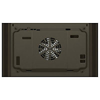 Bosch HBN331S5B Black Integrated Electric Single Fan Oven