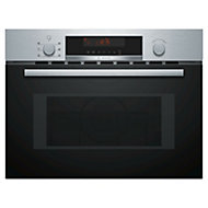 Bosch CMA583MS0B 900W Built-in Black & silver Combination microwave