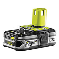 Ryobi One+ 18V Li-ion 2.5Ah Power tool battery