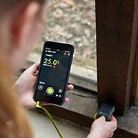 Ryobi Phone Works Corded Moisture meter