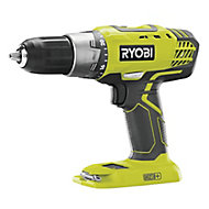 Ryobi ONE+ Cordless 18V Lithium-ion Brushed Drill driver Without batteries R18DDP2-0