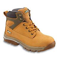 JCB Fast Track Honey Safety boots, Size 7