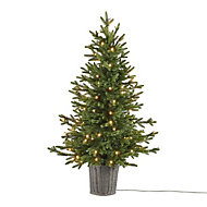 4ft Thetford Natural looking Artificial Christmas tree