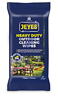 Jeyes Fluid Outdoor Unscented Cleaning wipes, Pack of 9