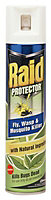 Raid Protector Insect spray, 0.3L
