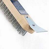 Harris Vanquish Brush & scraper