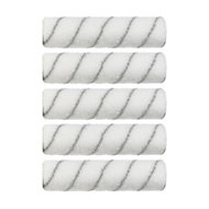 "Diall Everyday 9"" Woven polyester Roller sleeve Pack of 5"