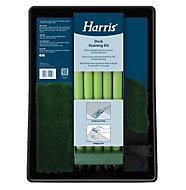 Harris Plastic Deck staining kit