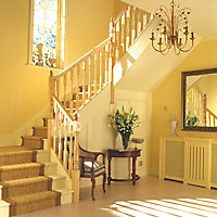 Traditional Natural 41mm Handrail, (L)3.6m (W)66mm