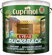Cuprinol 5 Year Ducksback Forest oak Shed & fence treatment 9L
